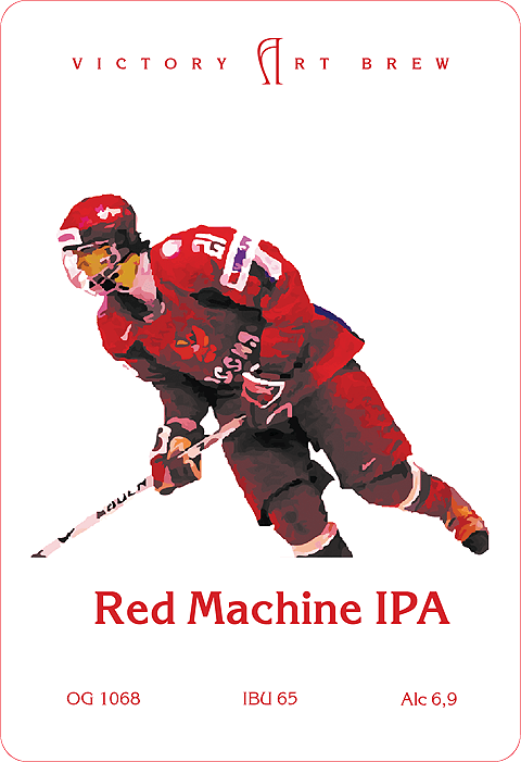 Red Machine IPA